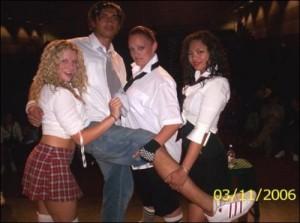 The Adult Crew [Karla, Krit, Samara & Kristine]
