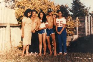 Aunty Tree, Uncle Neil, Connie, Basil & Tua