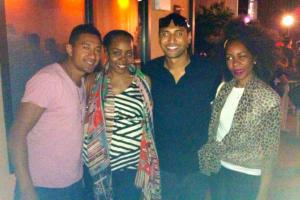 Tone, Court, Krit & Emily
