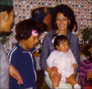 Basil, Mum & Leini