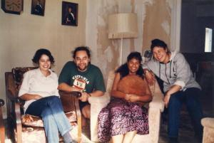 Jade, Pekelo, Tua & Leini