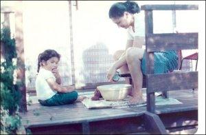 Leini & Mum