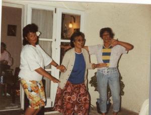 Aunty Tree, Grandma & Aunty Anna