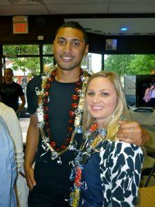 Krit & Katie @ Lehigh Graduation 2012