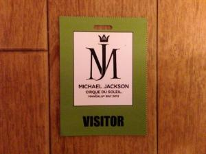 Visitors Pass