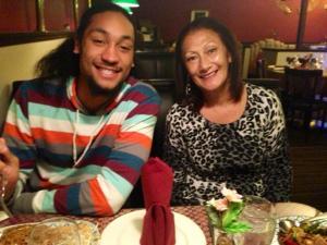 Frank & Mum