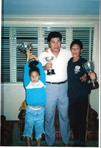 Krit, Dad & Miki