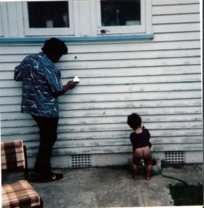 Dad & Krit