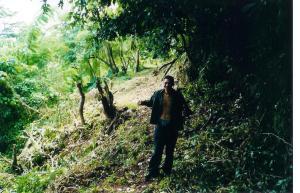 Krit Looking Stupid On Dad's Mountain [Kalevalio/Calvary]