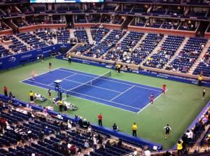 Venus & Serena Williams @ The US Open