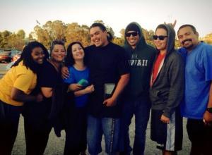 The Maivia/Smith Family