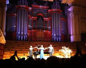 Marlena Performing @ Auckland Town Hall