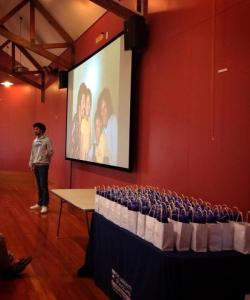 Guest Speaking @ The University Of Auckland