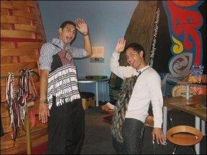 Krit & Sonny [Te Papa]