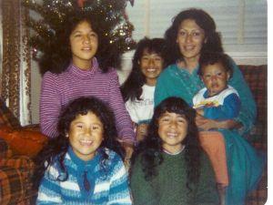 Soranya, Leini, Elizabeth, Desley, Mum & Miki