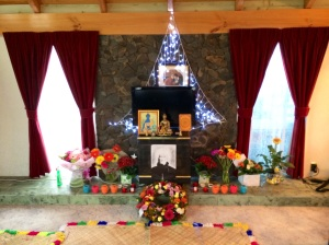 Aunty Anna's Sitting Room Shrine [Mamaku]