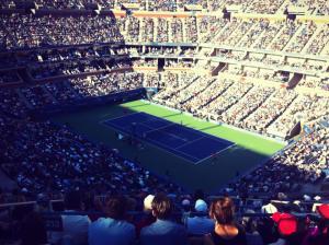 Serena Williams @ The US Open