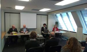 Fulbright Reflections Panel