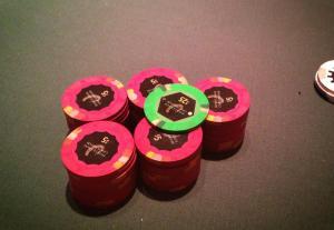 Blackjack Winnings @ The Horseshoe [Cincinnati]