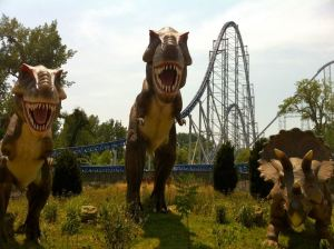 Cedar Point!  Best Rollercoasters In The Universe!