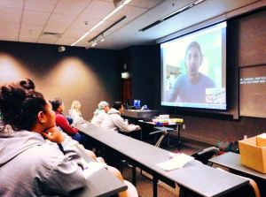 Skyping Students In New Zealand From The US