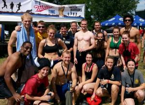 Warrior Dash With The Notre Dame Crew [Indiana]