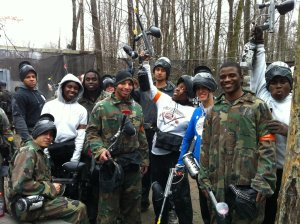 The Most Serious/Scariest Paintball Joint In The World