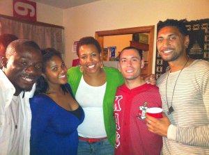 Kester, Shalena, Ryan, Greg & Krit