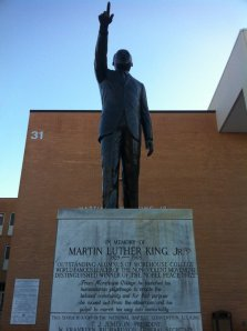 Moorehouse Alum - Martin Luther King Jr