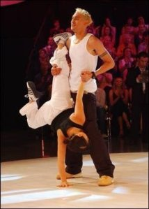"Karen & Krit [""Strictly Dancing"", Sydney]"