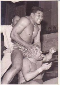 Early Wrestling Days [Auckland]