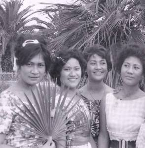 Aunty Tree, Aunty Ata, Aunty Anna & Aunty Naila
