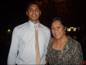 Krit & Aunty Ata [Samoa Sports Awards]