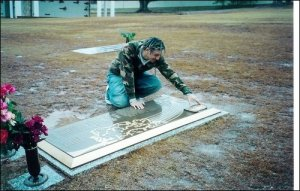 Visiting The Late Lisa 'Left Eye' Lopes [Atlanta]