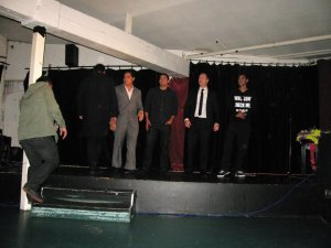 Krit's Date Auction With Nick, Maihi & Tim Up For Sale 2010