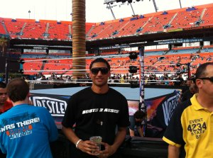 Wrestlemania Miami