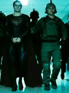 "Ben In ""Man Of Steel"""
