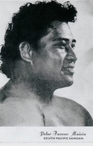 High Chief Peter Fanene Maivia
