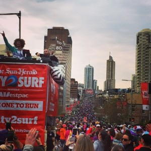 Redfoo @ City2Surf