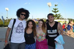 Krit, Alicia, Chelsea & Mitch [Wet N Wild]