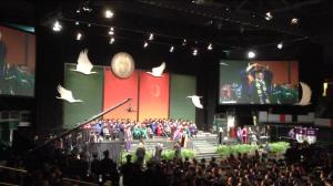Landon's Graduation [University Of Miami]