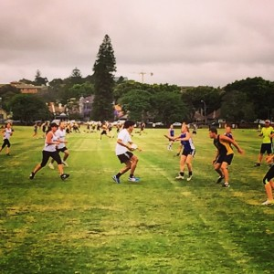 Touch Rugby [Sydney]