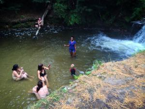 Leilani @ Kerosene Creek [Rotorua]