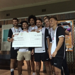 Charity Soccer Tournament [Won $3,000!]