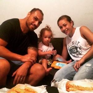 The Tagataese Family