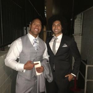 Dwayne & Krit