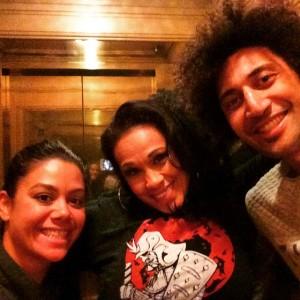 Joslyn, Sarona & Krit [Operation Sneak Out]