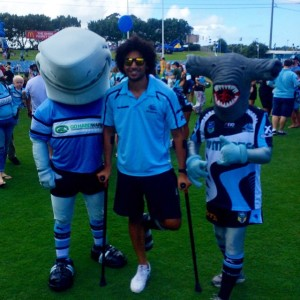 Sharks Season Launch!