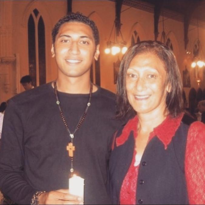 Krit & Mum
