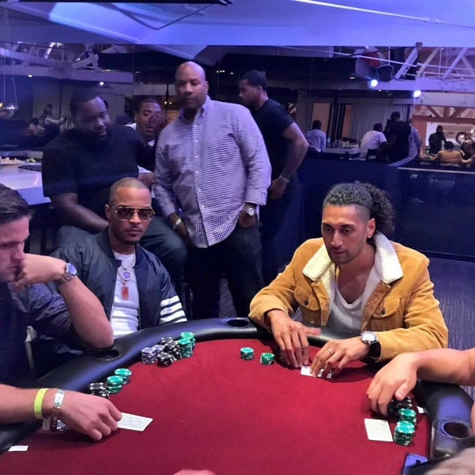 Poker With T.I